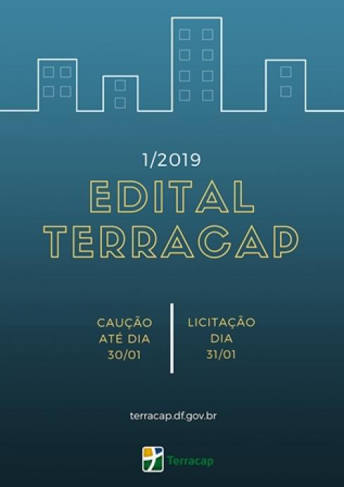 EDITAL DE LICITAÇÃO Nº 01/2019 - IMÓVEIS (CANCELADO)