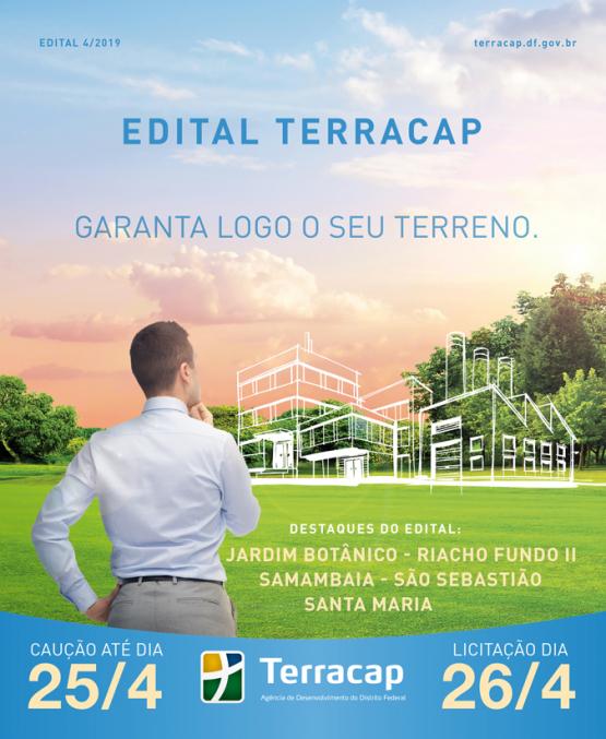 EDITAL DE LICITAÇÃO Nº 04/2019 - IMÓVEIS (REALIZAÇÃO DIA 26/04/2019)