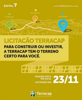EDITAL DE LICITAÇÃO Nº 07/2017 - IMÓVEIS