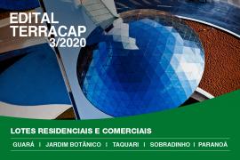EDITAL DE LICITAÇÃO Nº 03/2020 - VENDA E CONCESSÃO DE IMÓVEIS