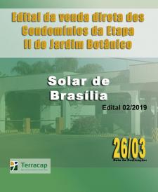 Edital de convocação para venda direta N° 02/2019