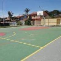 Construção de Quadra Poliesportiva no Núcleo Bandeirante - 1