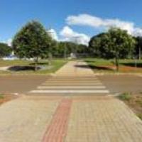 Calçadas e acessibilidade na Asa Sul
