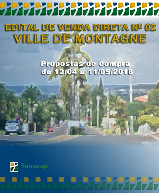EDITAL DE VENDA DIRETA Nº 02 - VILLE DE MONTAGNE