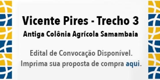 Vicente Pires - Trecho 3