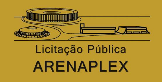 Licitação Pública ARENAPLEX